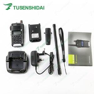 Image 5 - حار بيع قصيرة موجة VHF 66 88Mhz لحم الخنزير جهاز الإرسال والاستقبال اللاسلكي اسلكية تخاطب TS M588