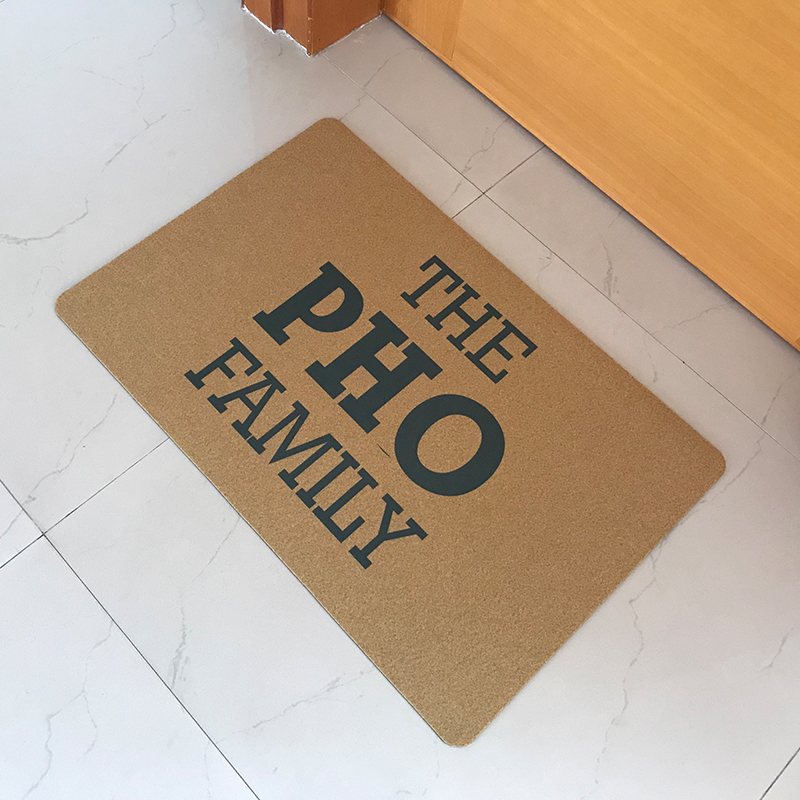 Superieur Custom Made Rubber Doormat Entrance Floor Mat The PHO FAMILY Funny Door Mat  Indoor Outdoor Decorative Doormat Welcome Mat
