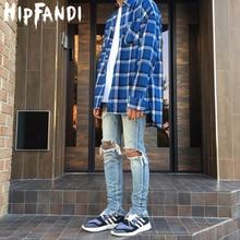 HIPFANDI 2017 High Street Fog Extened Fancy Mens Dress Shirts Hawaiian Shirt Justin Bieber Men Clothes
