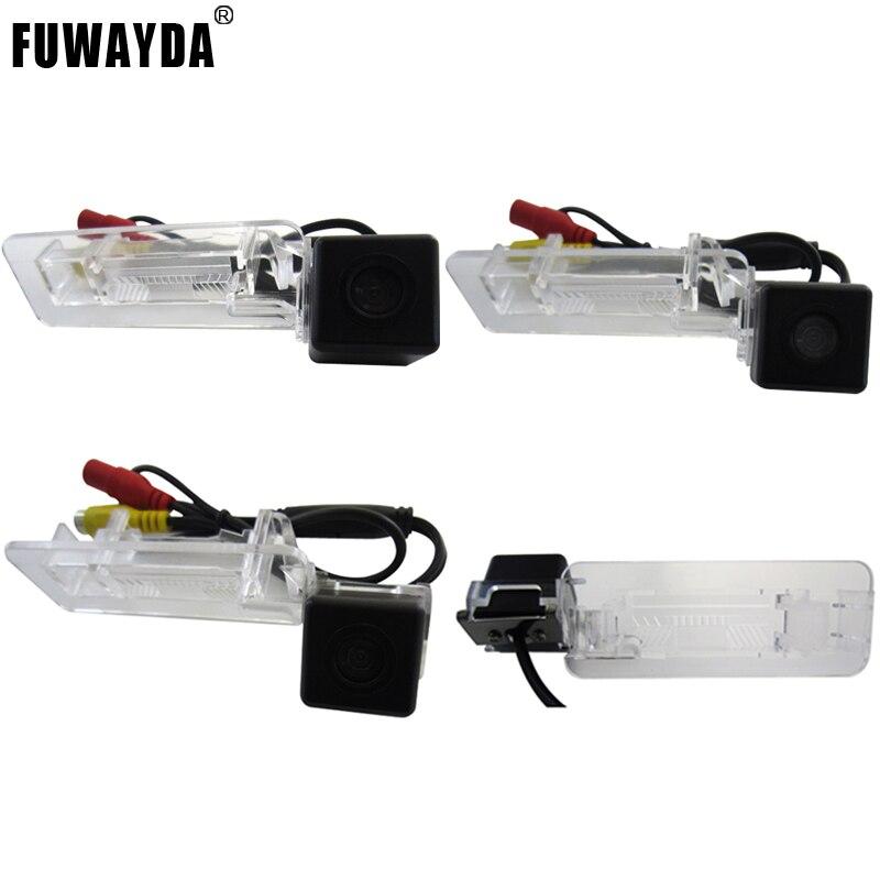Fuwayda Беспроводной Sony CCD Специальный вид сзади автомобиля Обратный Парковка комплект задней GPS DVD NAV КАМЕРЫ для Mercedes- benz Smart HD