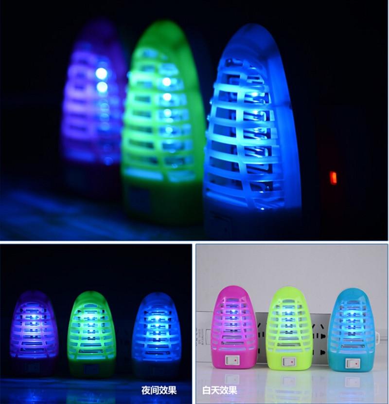 Электрондық мыльник өлтіргіш LED сокет - Бақша өнімдері - фото 2