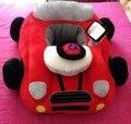 Novas 2016 brinquedos de pelúcia do bebê cadeira & assento crianças dos desenhos animados sofá crianças dormindo carro bonito cadeira móveis de sala