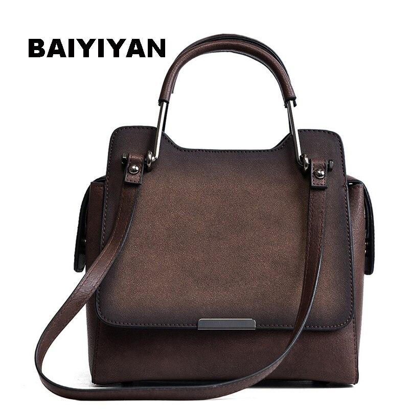 Women Handbag Famous Brand PU Leather Lady Handbags Luxury Shoulder Bag High Quality Crossbody Bags Women Casual Tote Sac