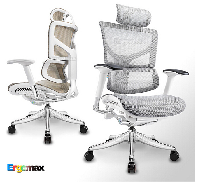 Ergomax Emperor + ergonomic chair. Home games e-sports chair  ergomax ga3000