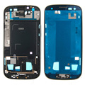 Black Silver Mid Frame Bezel Housing Middle Bracket For Samsung Galaxy S3 4G LTE i9305