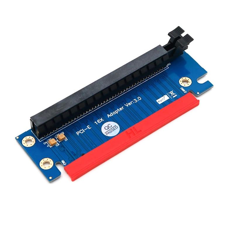PCI Express 16x Riser Card PCIE Riser Graphics Card PCI E PCI-E Riser Adapter PCI-E 16X To 16X Raiser Card FOR 1U 2U Host