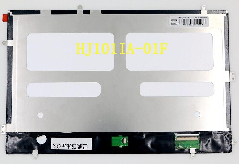 Livraison gratuite original nouveau 10.1 pouce Nouveau s10-201wa HJ101IA-01F LCD écran 10.1 pouces Tablet PC LCD