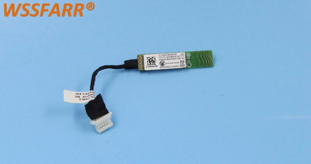 US $15 29 9% OFF|original FOR HP ELITEBOOK 8470p 8460P 14 BLUETOOTH MODULE  BOARD W CABLE BCM92070MD 6017B0290301-in Demo Board Accessories from