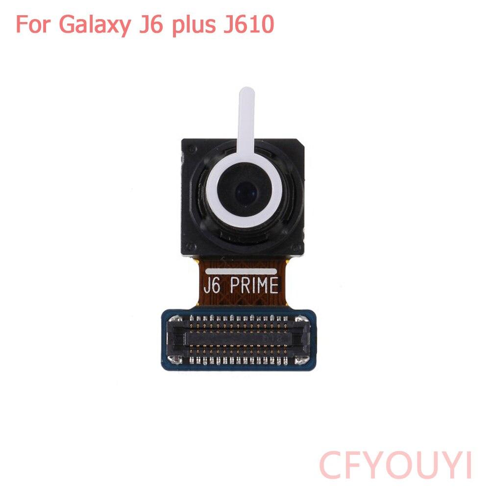For Samsung Galaxy J6 2018 J600 J6 Plus J610 Front Facing Camera Module Replace Part
