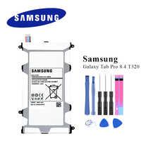 Originale Tablet Batteria Per Samsung Galaxy Tab Pro 8.4 SM-T320 T321 T325 T4800E T4800C Batteria con Strumenti di Alta Qualità
