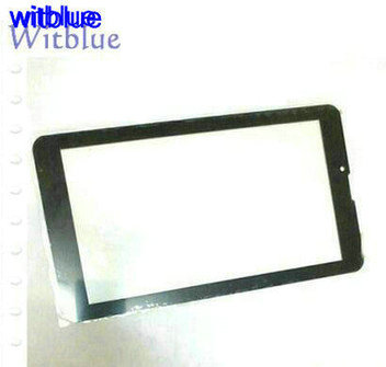 Witblue New touch screen For 7 TEXET TM-7896 X-pad QUAD 7.2 3G Tablet Touch panel Digitizer Glass Sensor Replacement new 7 inch for texet tm 7058 x pad style 7 1 3g touch screen touch panel digitizer glass sensor replacement