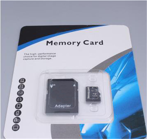 High performmance Flash TF Memory card micro TF card free adapter class 6 CLASS 10 Hot selling