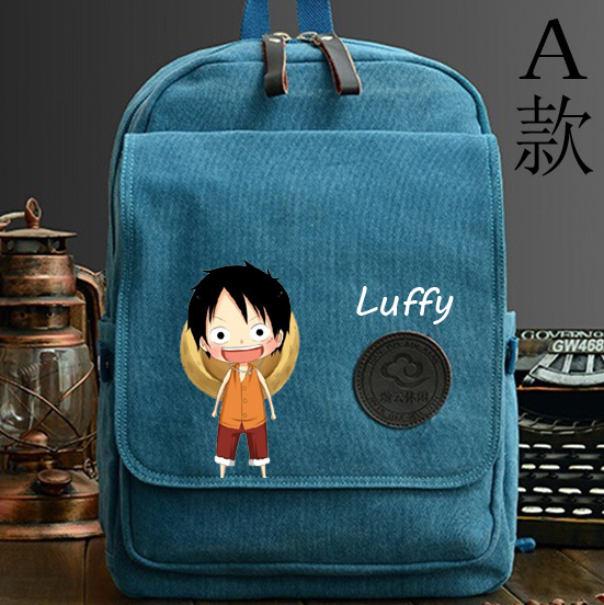2017 New Korean hand painted One Piece male and female students casual fashion backpack birthday gift rdgguh backpack bag new of female backpack autumn and winter new students fashion casual korean backpack