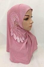 Moda natychmiastowy hidżab Merly islamski muzułmański hidżab