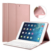 Keyboard Case For IPad 9 7 2017 IPad Air 2 1 Silicone Soft Cover For IPad