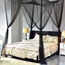 Летняя москитная сетка элегантный кружевной балдахин штора карниз