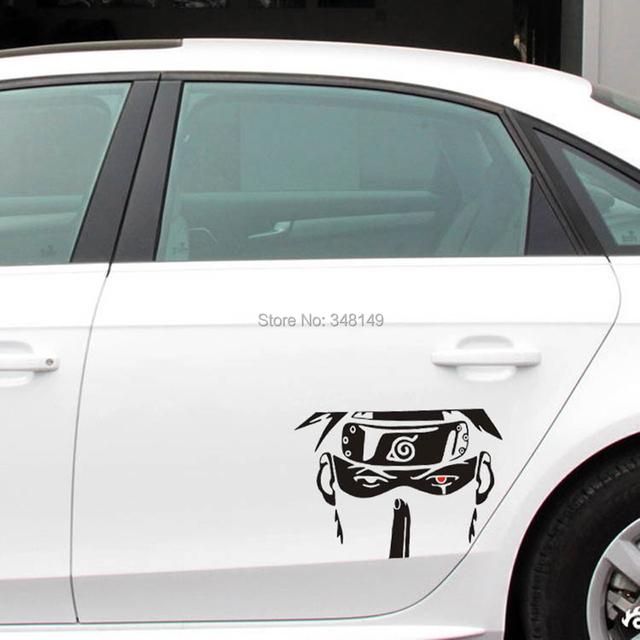 Kakashi Hatake Car Window Stickers