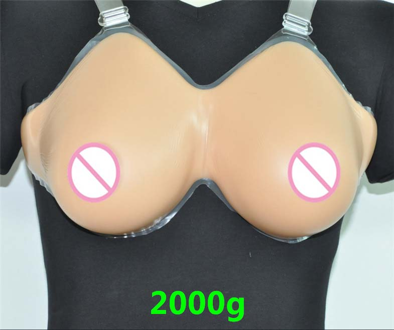 1 Pair 2000g F Cup Dark Artificial Breasts faux seins Fake boobs Silicone Breast Forms Tits false breasts vagina transsexual 1 pair 1600g e cup false silicone breast prosthesis sexy fake breasts forms boobs tits cd travesti crossdresser vagina