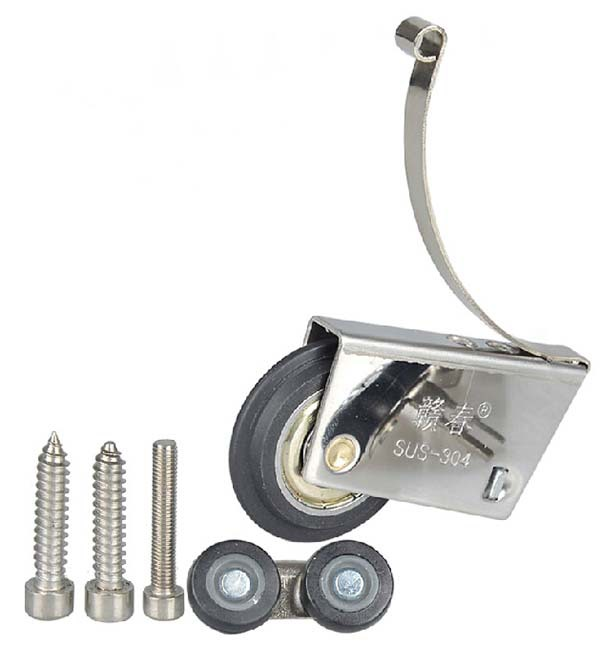 Achetez en gros placard porte roues en ligne des - Roulette de porte de placard ...