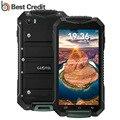 Dom gratuito Geotel A1 telefone Celular À Prova D' Água 4.5 ''MTK6580T Quad-core Android 7.0 1 GB + 8 GB 1.3 GHz 3400 mAh Bateria Do telefone Móvel WCDMA