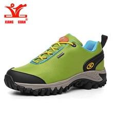 XiangGuan High Quality Women Sports Outdoor Hiking Shoes Sneakers For Women Sport Climbing Mountain Trekking Shoes Woman