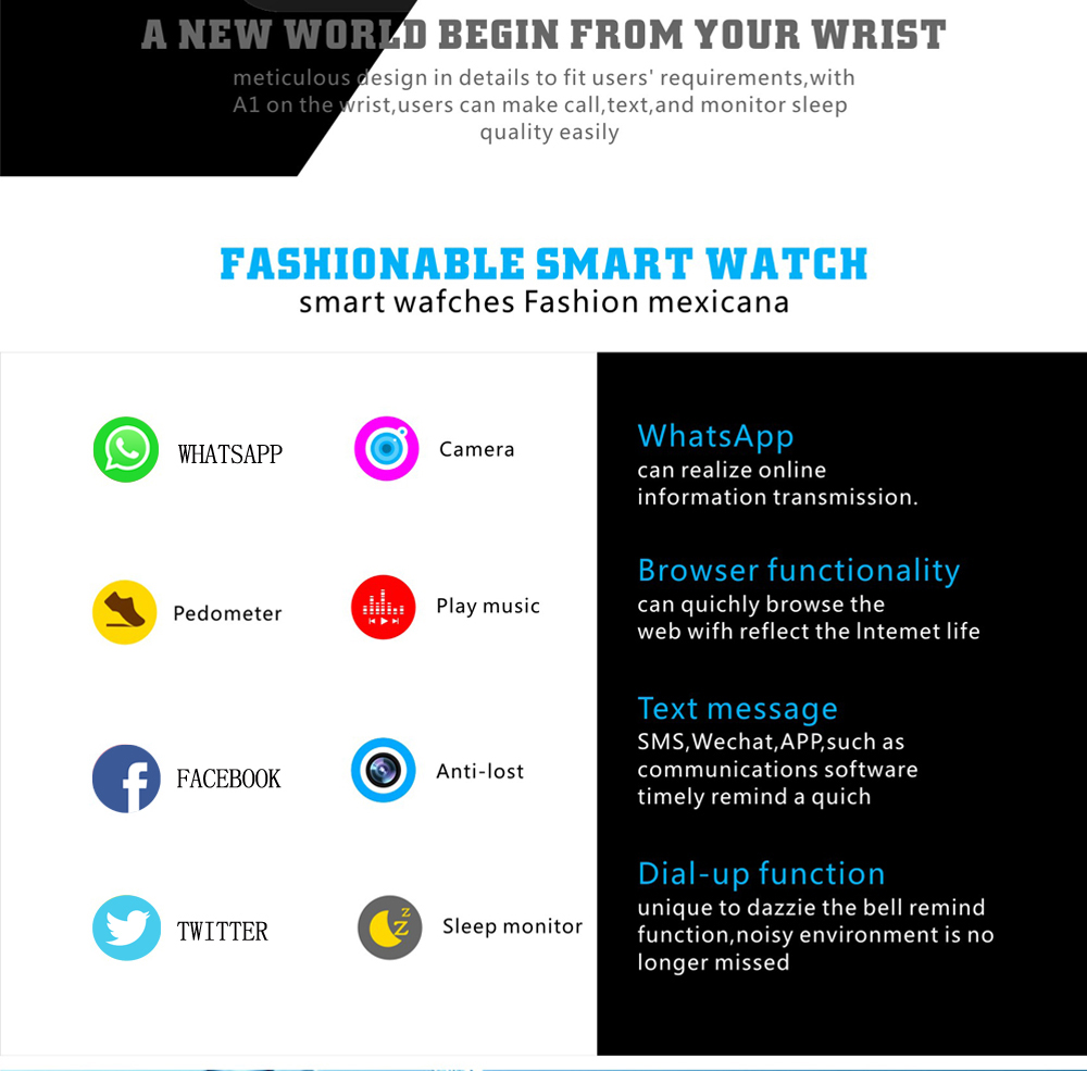 chiniwatch dz09 bluetooth gsm smartwatch for android ios 1 54 inch camer you feel that
