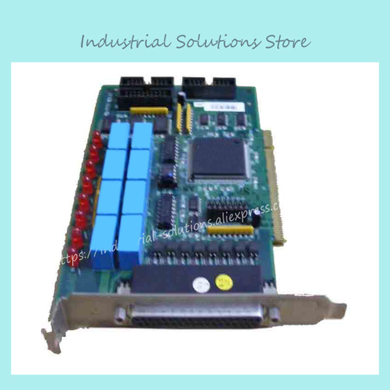 industrial motherboard PCI-7250 REV.A3 data card 100% tested perfect quality pca 6008vg industrial motherboard 100% tested perfect quality