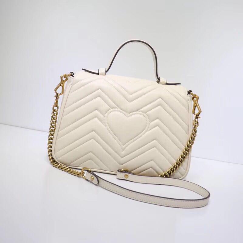 2019 wysokiej jakości torebka damska dla kobiet, luksusowa marka wysokiej jakości torba z prawdziwej skóry, torba cross body dla kobiet z jedno ramię w Torebki na ramię od Bagaże i torby na  Grupa 3