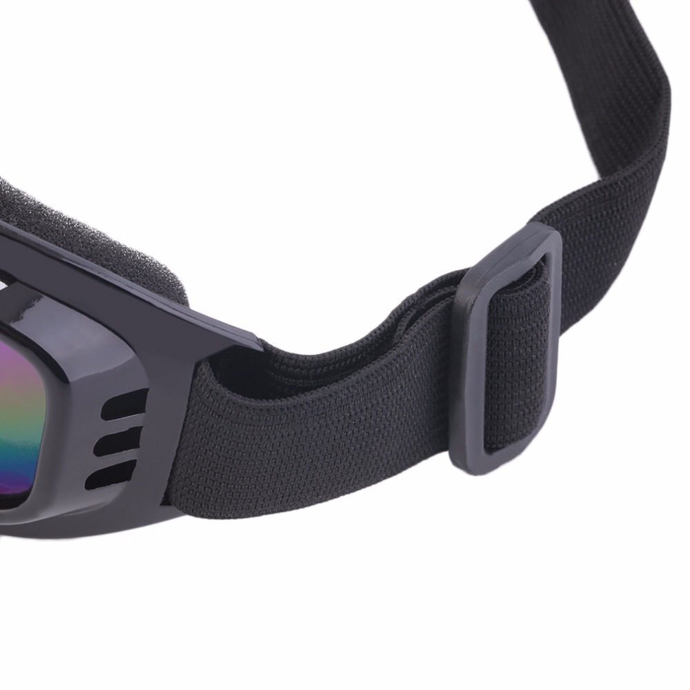 Security & Protection Safety Goggles Unisex Safety Goggles Foldable Colorful Anti Glare Polarized Windproof Goggles Anti Fog Sun Protective Adjustable Strap Glasses