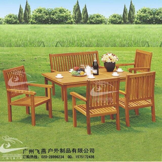 Aliexpress.com : Buy Outdoor furniture grade wood square ...