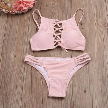 Swimwear Women Bikini 2017 Swimsuit Bathing Suit Brazilian Beachwear Push Up Bikini Set Maillot De Bain Biquini Swim Wear Biquni