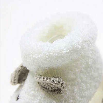 Все сезонные милые теплые носки унисекс для новорожденных, для маленьких мальчиков и девочек, новые милые детские носки с медведем, теплая обувь CA