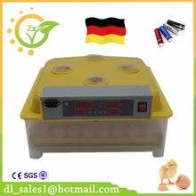 Nouveau Automatique Oeuf-Tournant Automatique 48 Oeuf Incubateur Oeufs LED Affichage Tournant Temps Température Alarme Machine Écloserie