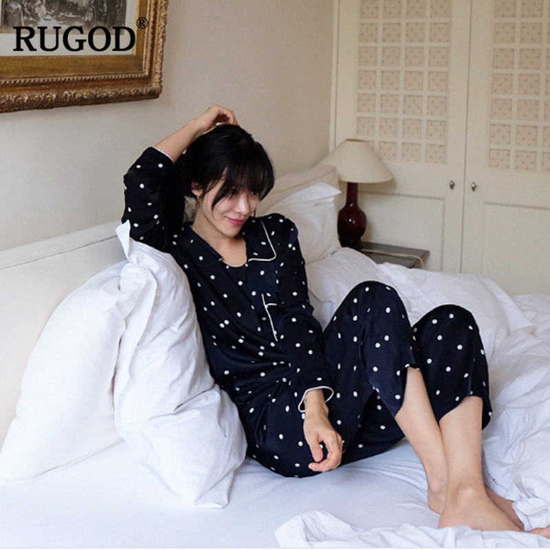 7dfd2026614a4 Buy blue pants white dots pants women and get free shipping on  AliExpress.com