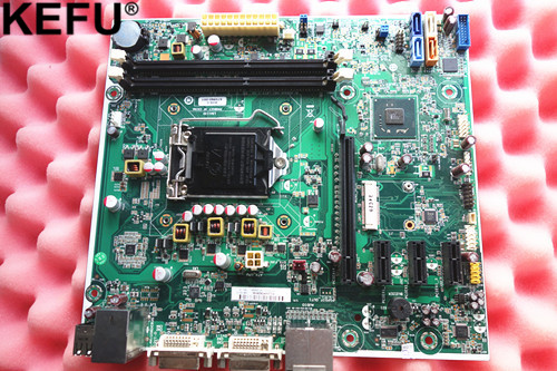 670960-001 desktop Motherboard H61 fit for Joshua H-JOSHUA-H61-uATX H61 LGA 1155 work perfect colorful c h61u v27a motherboard support for g1620 h61 hdmi colorful h61