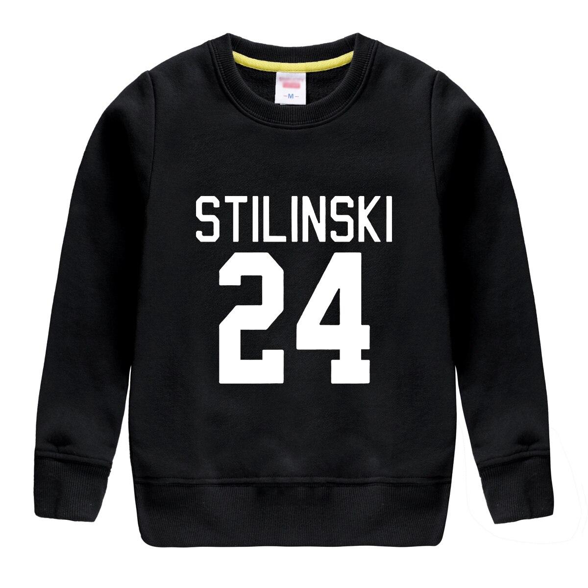 Мода 24 с принтом 2018 Новое поступление сезон зима-весна. Толстовка полный sleece хлопковый пуловер для маленьких мальчиков с капюшоном одежда