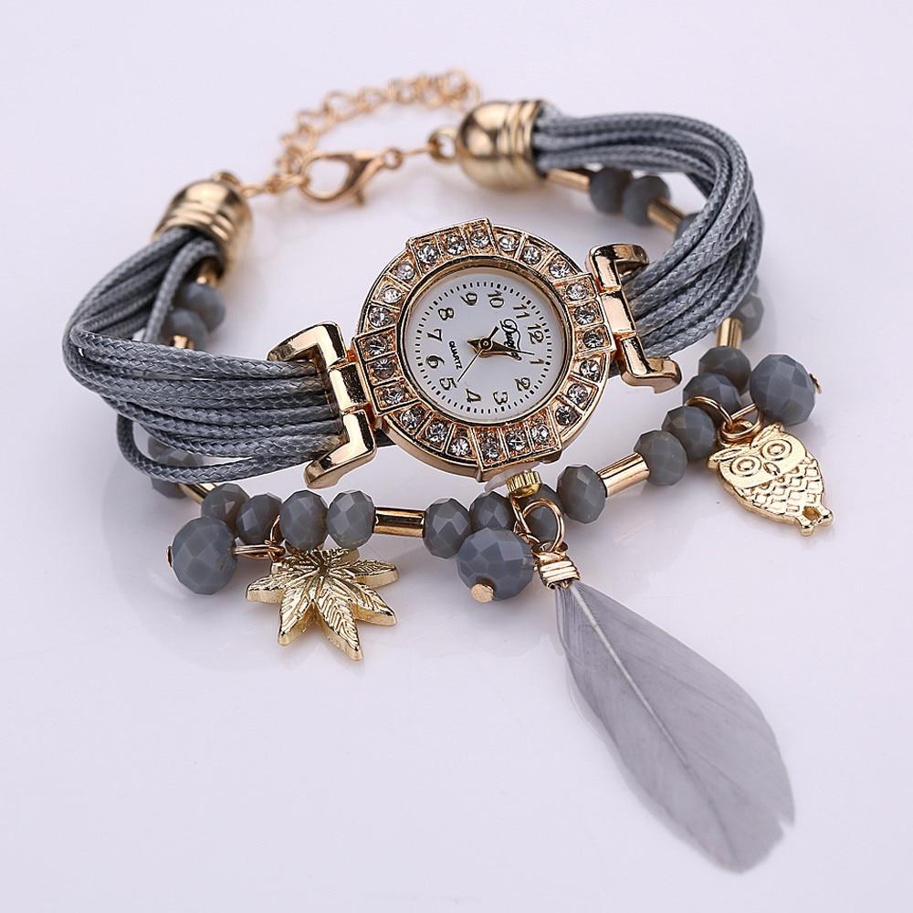 Splendid Бесплатная доставка, копировать керамическая группа brecelet стиль часы, копировать керамическая дизайн корпуса с золотым напылением, Quart ...