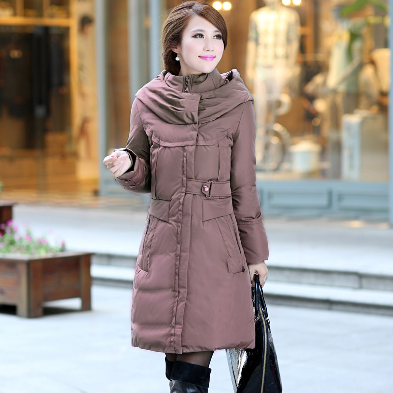 Plus Size L-5xl Large size lady down jacket White Duck Down Coat High Quality Womens New Winter Style Parkas Female Coats