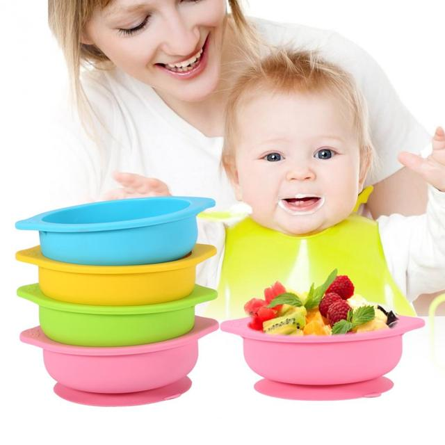 Baby's Feeding Suction Bowl