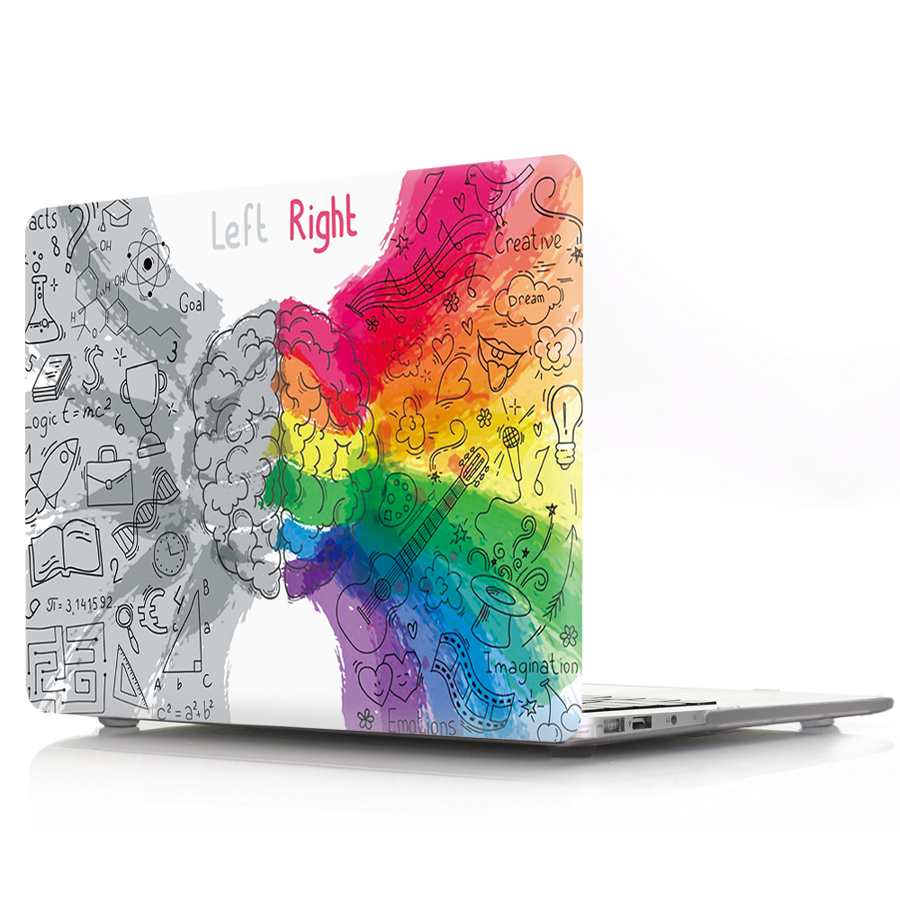 Brain Painting Case for MacBook 146