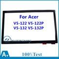 "11.6 ""Замена Сенсорный Экран Переднее Стекло Планшета для Acer Aspire V5-122 V5-122P-0681 V5-122P-0816 V5-132 V5-132P MS2377 REV: 2"