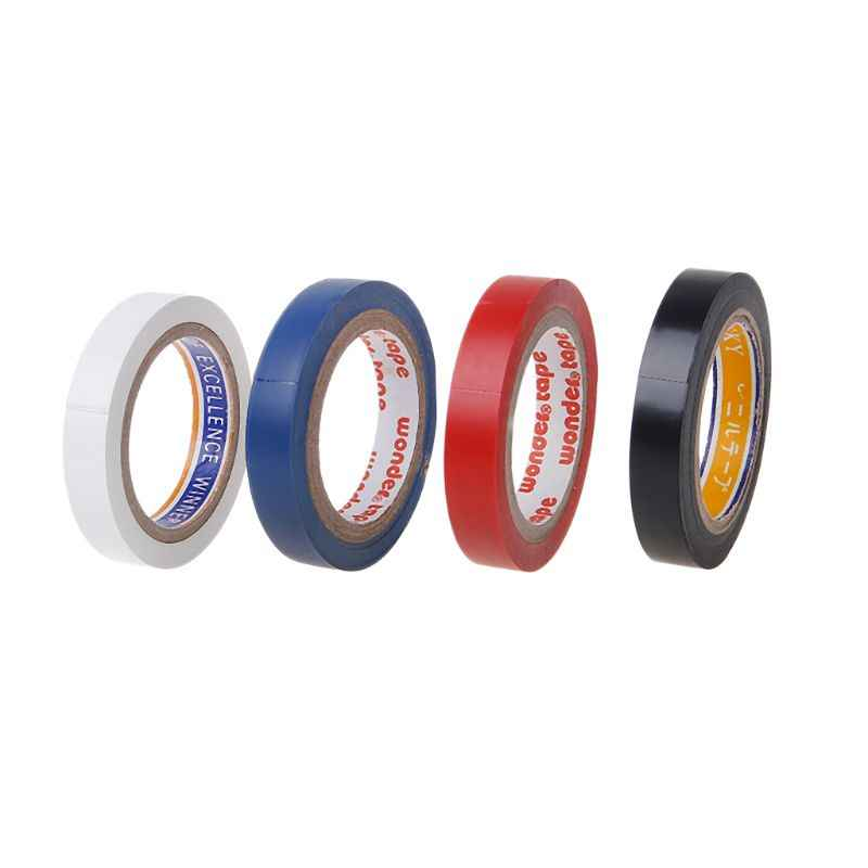 8m Squash Badminton Tennis Racket Head Protection Stickers Winding Handle Tape Tennis Accessories