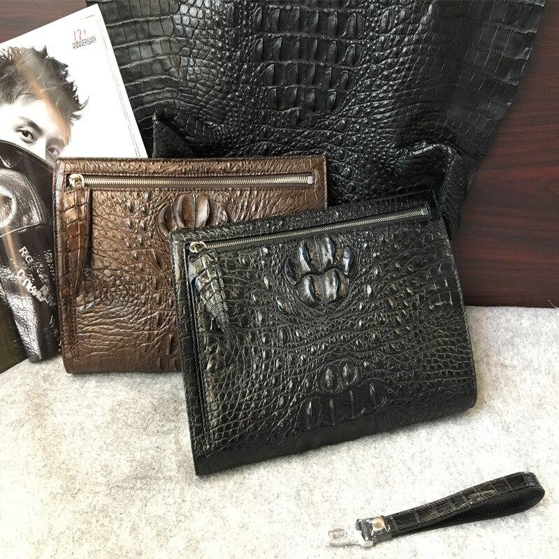 Handbag men's leather business head layer leather office shoulder laptop business bag leather men's bag