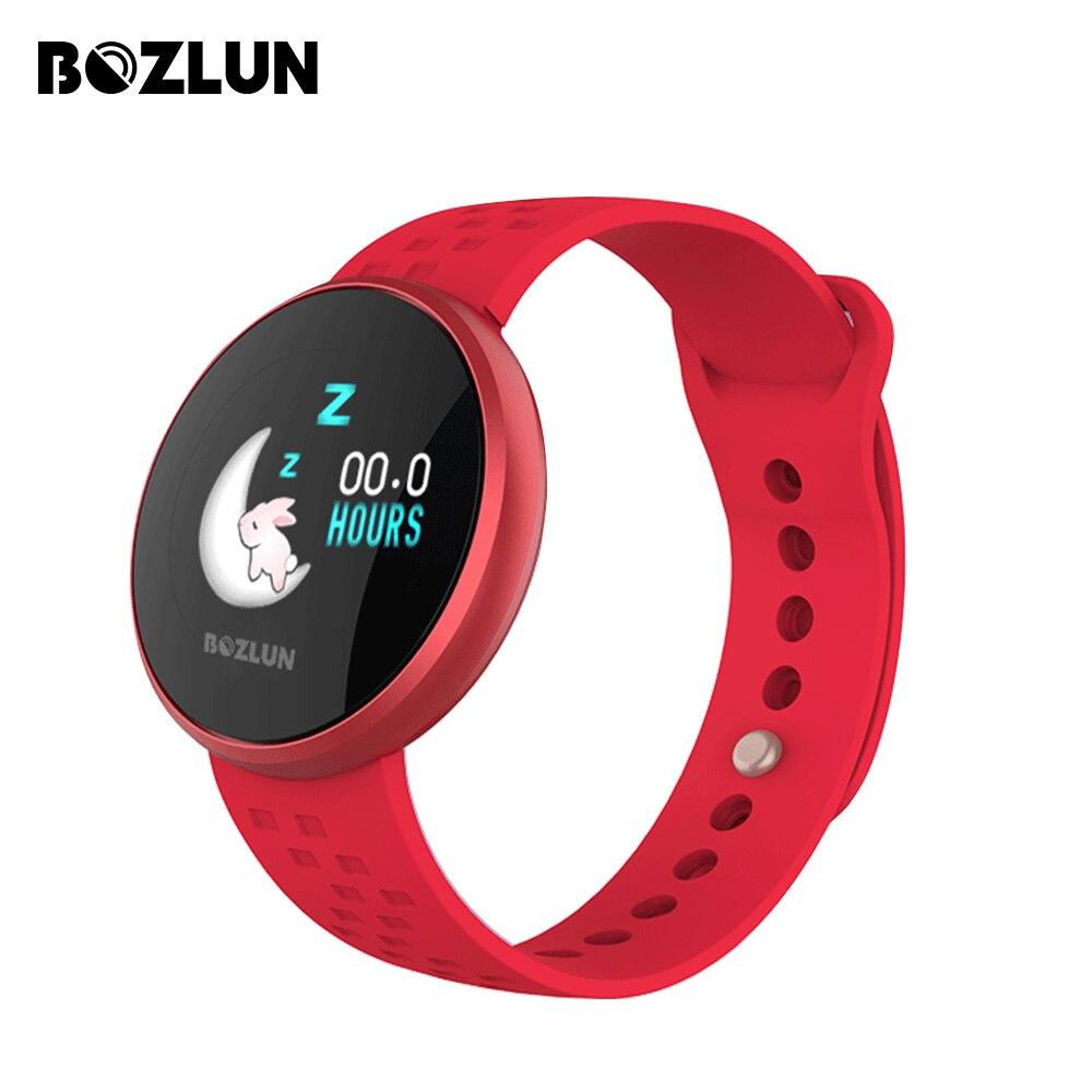BOZLUN 2018 Luxury Women Smart Watch Fitness Tracke Female Period Reminder Sport SmartWatch relogio inteligente Smart