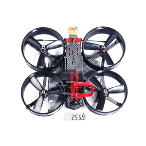 "Image 3 - IFlight MegaBee מסגרת SucceX F4 טיסה בקר 35A 4 IN 1 ESC XING 1408 3600KV Brushless מנוע addx. ארה""ב הגירית מצלמה עבור Drone"