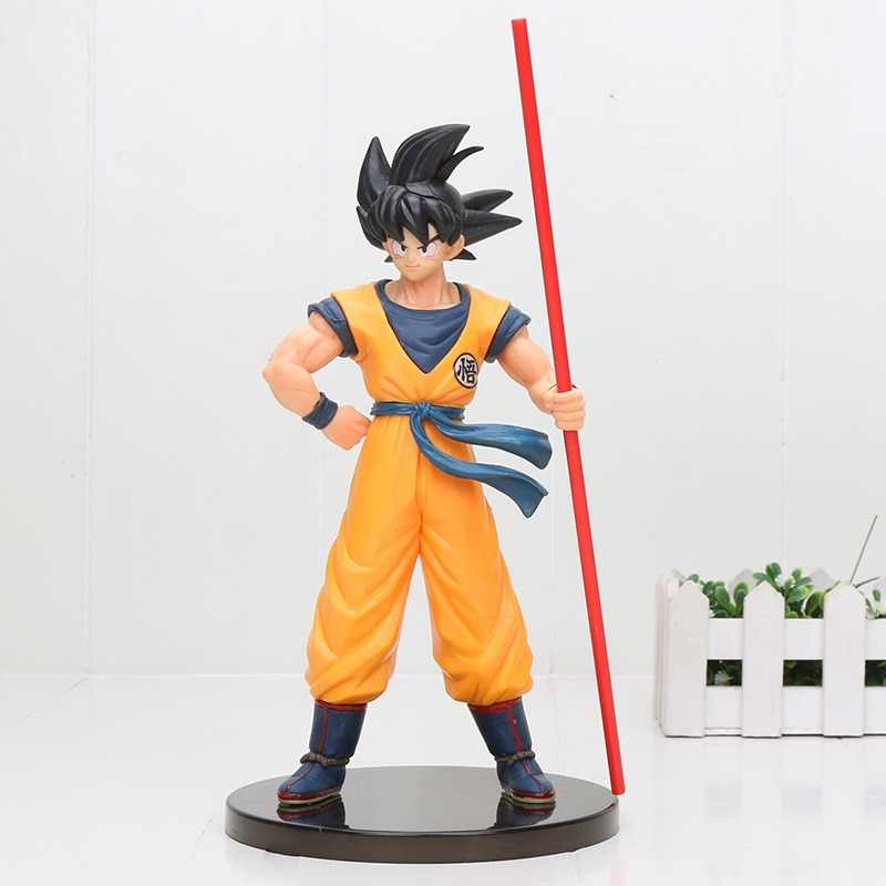 24 cm Super Dragon Ball Son Goku O 20th Filme Limitado Figura de Ação DO PVC Brinquedos