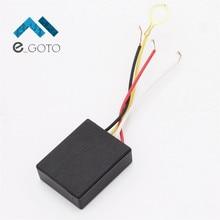 AC220V емкостный сенсорный выключатель настольная лампа три Шестерни диммер касаясь зондирования переключатель