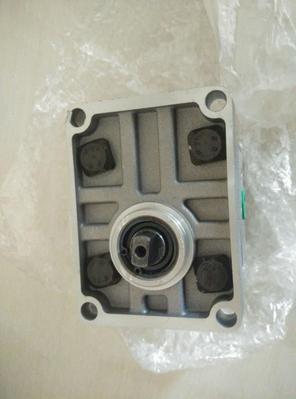 ФОТО Gear pump CBN-F310-FBR hydraulic oil pump hight pressure