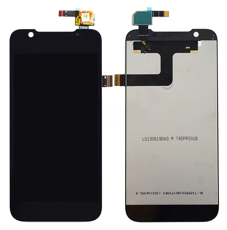 Hot Original Quality LCD Display Touch Screen Digitizer Assembly Replacements For ZTE Grand Era V985 U985