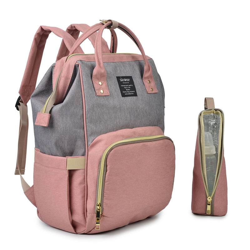 Fashion Brand Large Capacity Baby Bag Oxford Women Carry Care Bags Travel Backpack Designer Nursing Bag for Baby Mom BackpackFashion Brand Large Capacity Baby Bag Oxford Women Carry Care Bags Travel Backpack Designer Nursing Bag for Baby Mom Backpack